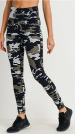 Jungle Camo Legging