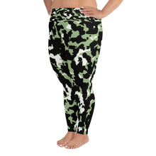 Smith Camo Plus Size Leggings
