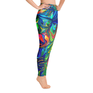 Marble Time Leggings