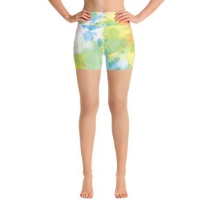 Paint Splash Shorts