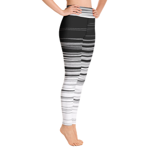 Ombré Stripe Leggings