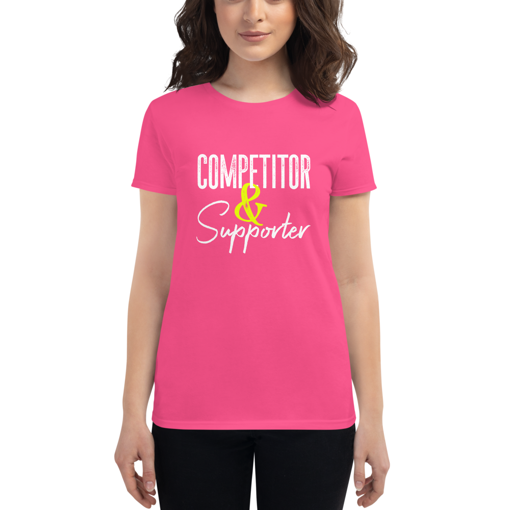 Competitor & Supporter T-Shirt