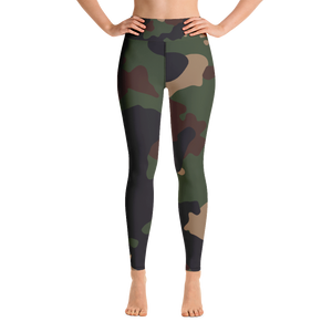 Military Camo Leggings