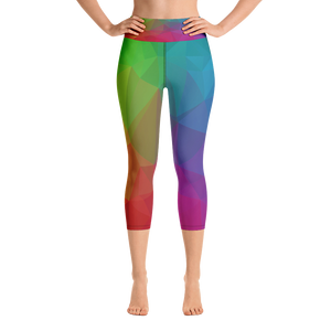Spectrum Capri Leggings