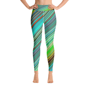 Green Line Legging