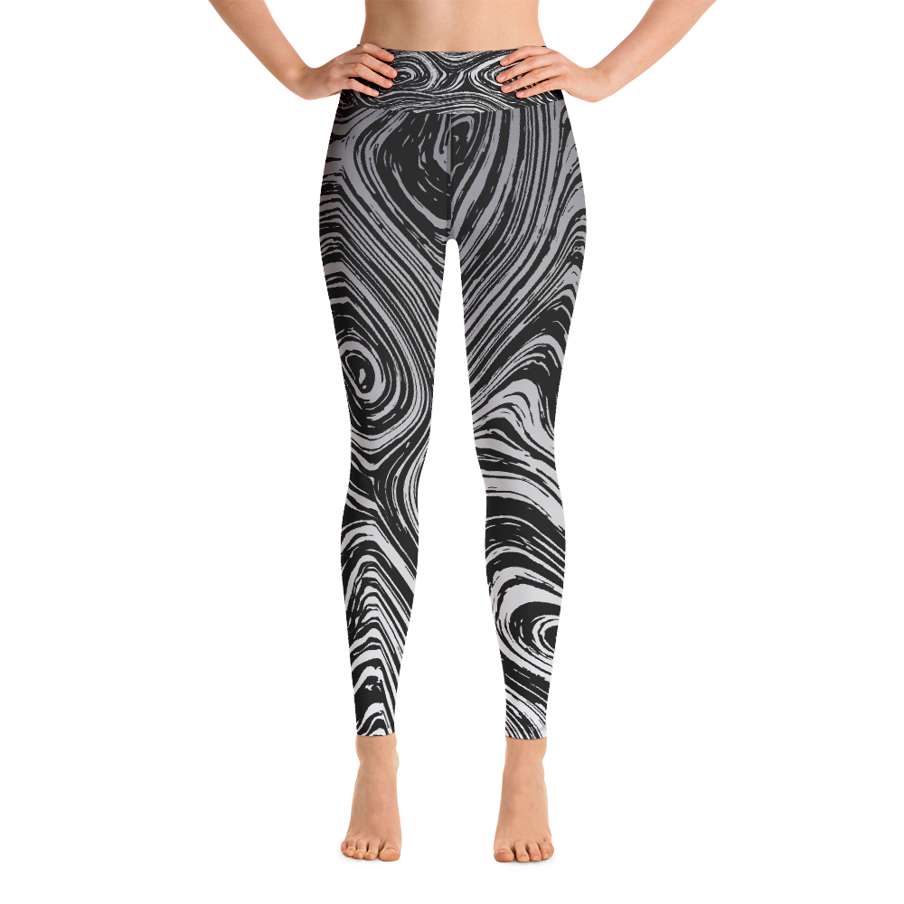 Ombré Swirl Leggings