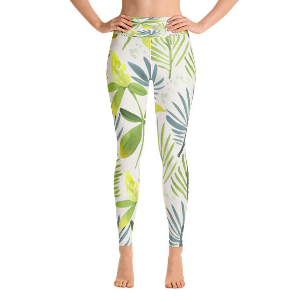 Spring Leaf Legging