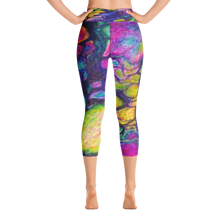 Paradise Capri Leggings