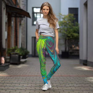 Rain Forest Leggings
