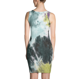Moonlight Tie Dye Dress