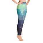 Aqua Leggings