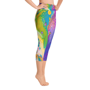 Astro Capri Leggings