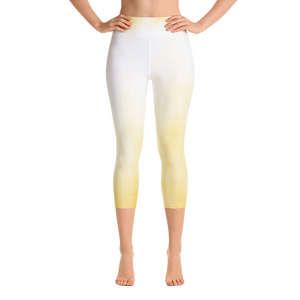 Summer Time Capri Leggings