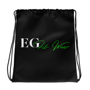 EG Fit Wear Signature Drawstring Bag