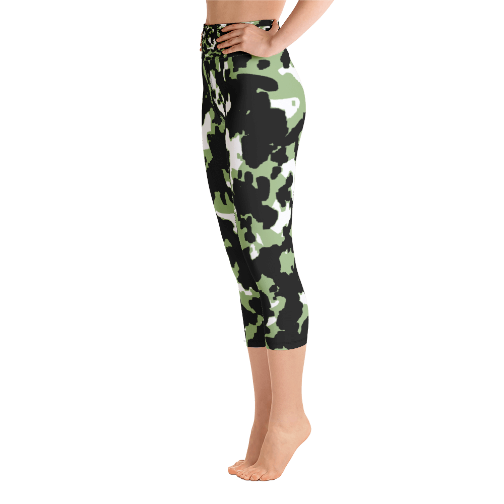 Smith Camo Capri Leggings