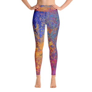 Blue Marble Legging