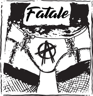 Fatale Logo Sticker