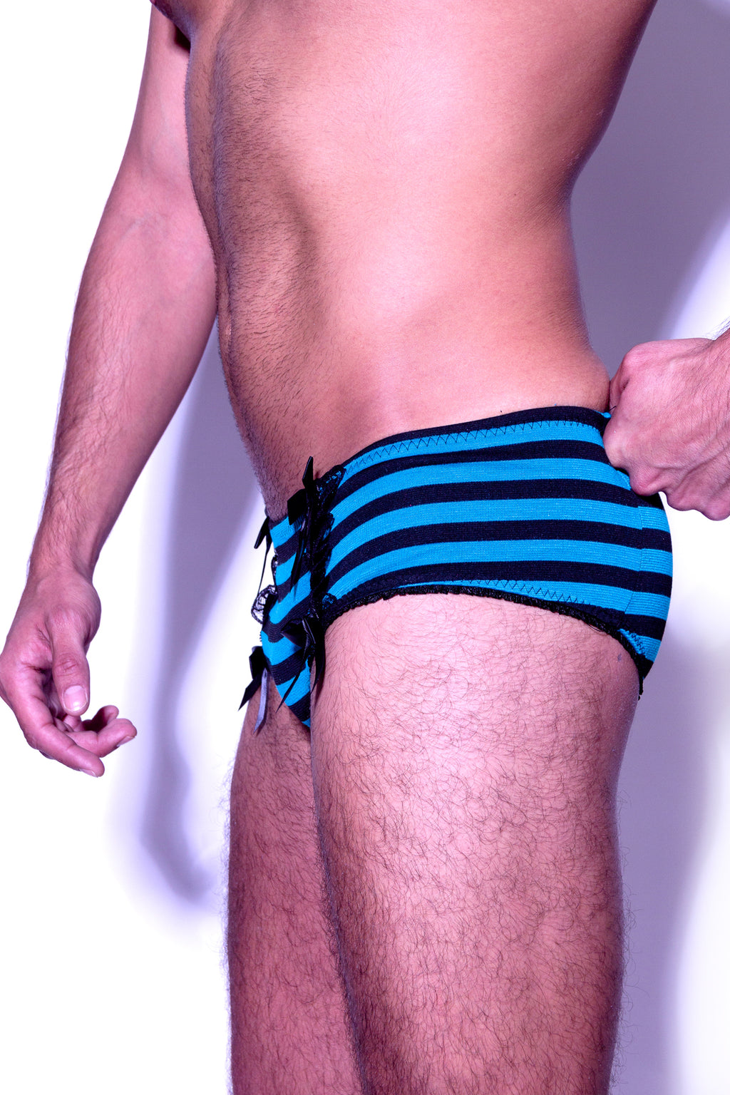 Fatale mens panties. Cross dress in style. Made in Los Angeles