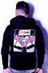 Fatale logo hooded sweatshirt