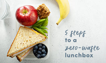 5 Steps To A Zero-Waste Lunchbox