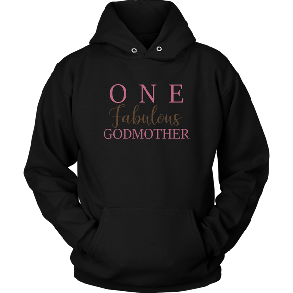 One Fabulous Godmother Hoodie