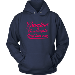 Grandma & Granddaughter Hoodie