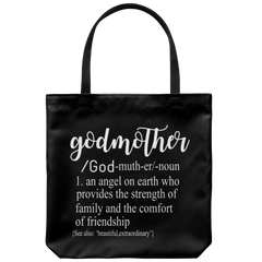 Godmother Tote Bag