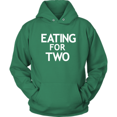Eating For Two Hoodie