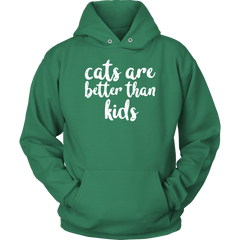 Cats Are Better Than Kids