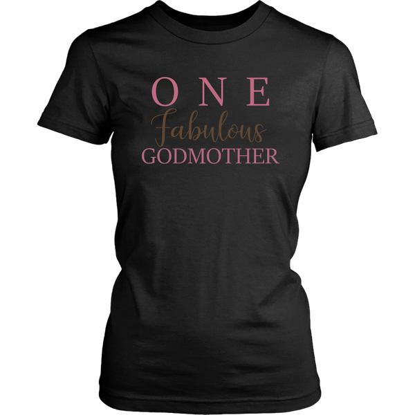 One Fabulous Godmother Tees