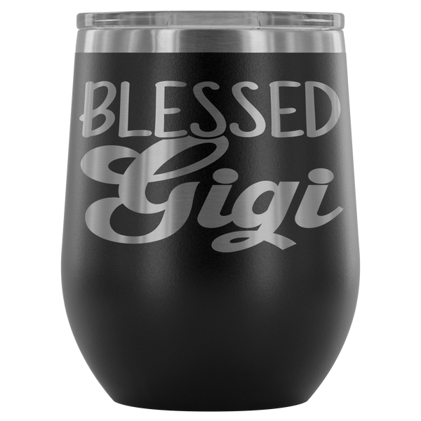 Blessed Gigi Stemless Wine Tumbler