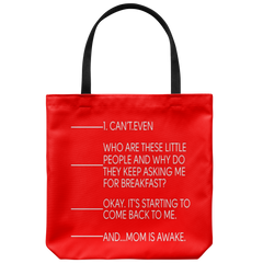 Can't Even Tote Bag