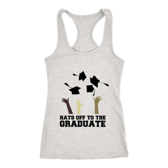 Hats Off To The Graduates Tank