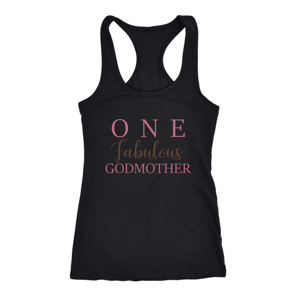 One Fabulous Godmother Tank