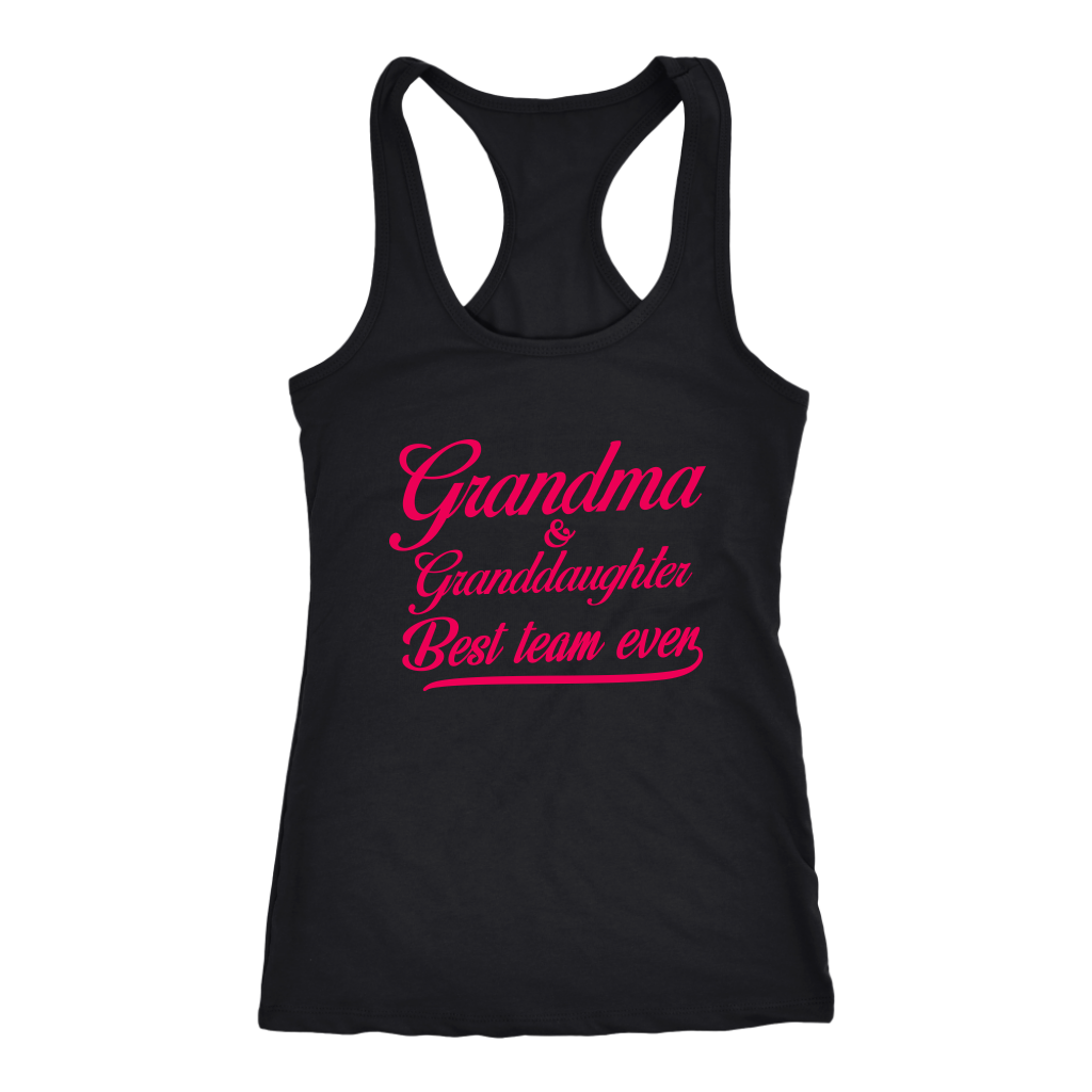 Grandma & Granddaughter Tank