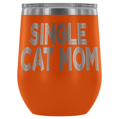 Single Cat Mom