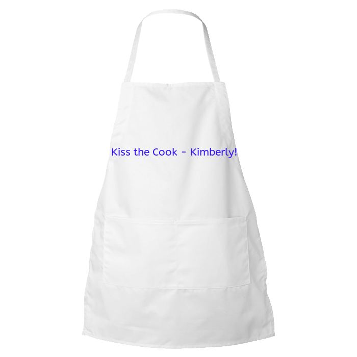 Apron - With Your Personalized Design!