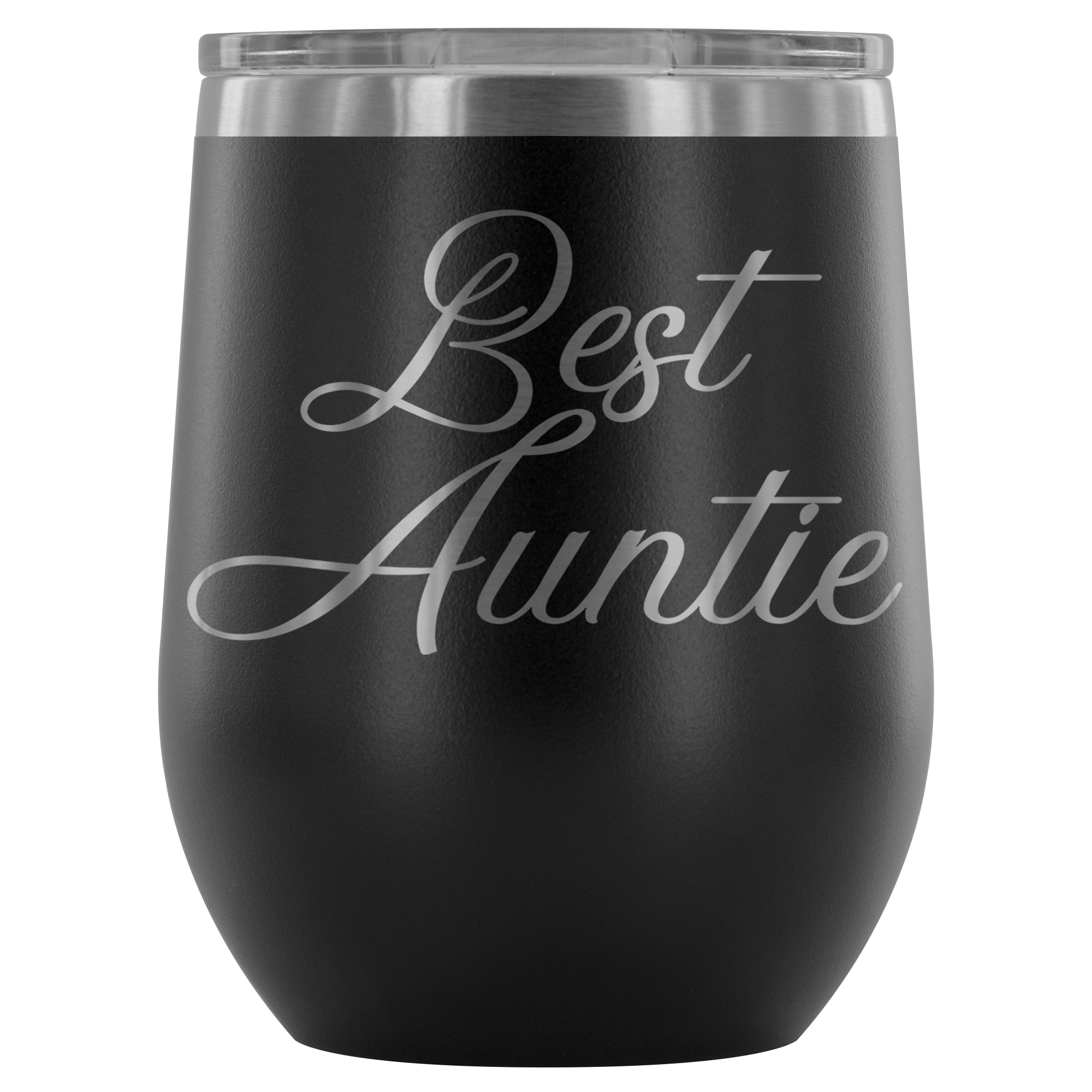Best Auntie Stemless Wine Tumbler
