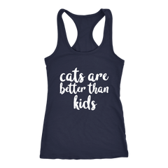 Cats Are Better Than Kids Tank