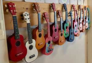 How to Chose a Ukulele