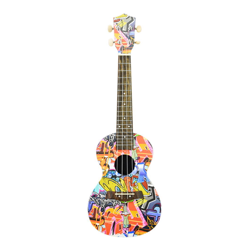 Graffiti Ukulele