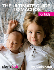 The Ultime Guide To Macros For Kids by Justin Nault - E-Book
