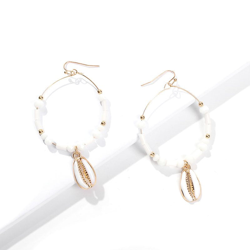 Alloy Bohemian Handmade Anniversary Earrings
