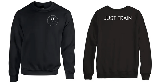 JT With Me Crewneck Jumper