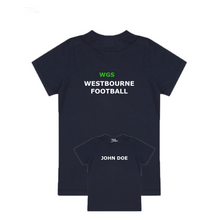 WGS Football Warm Up Tee