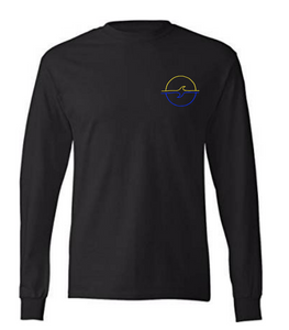 Making Waves Long sleeve tee
