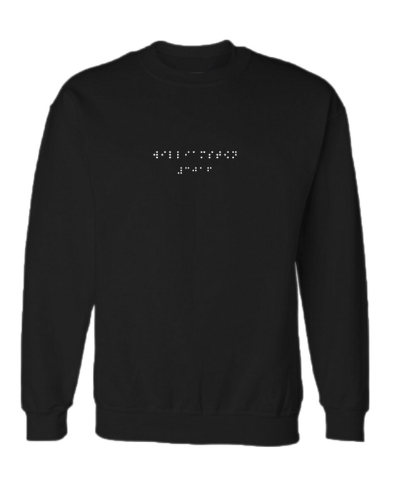 For Everyone crew neck jumper (Hoodless)