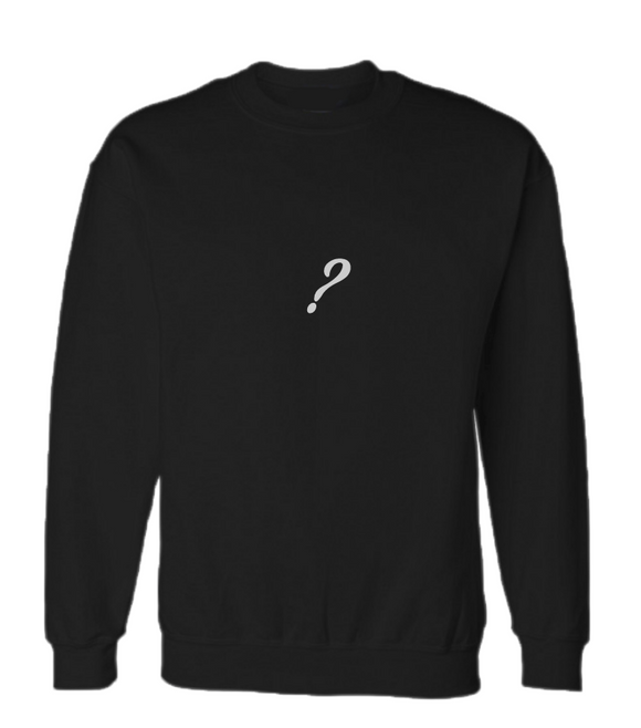 Submit your own design: Crewneck Hoodless Jumper