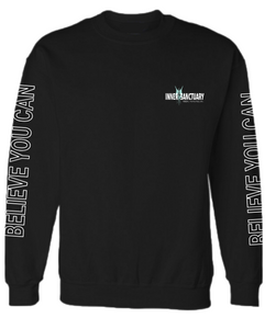 Inner Sanctuary Crewneck Jumper