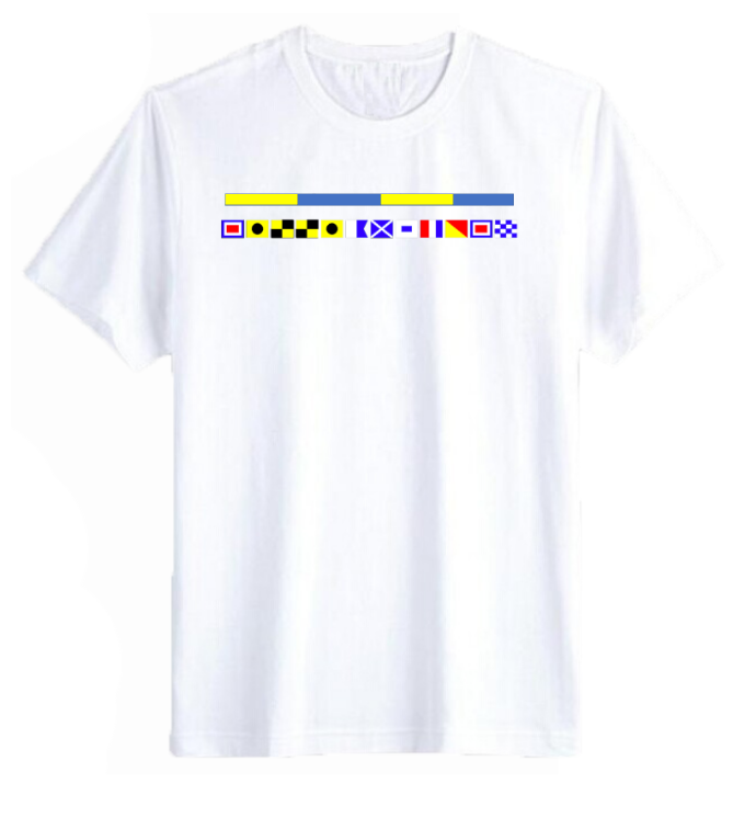 Maritime Flags T-shirt